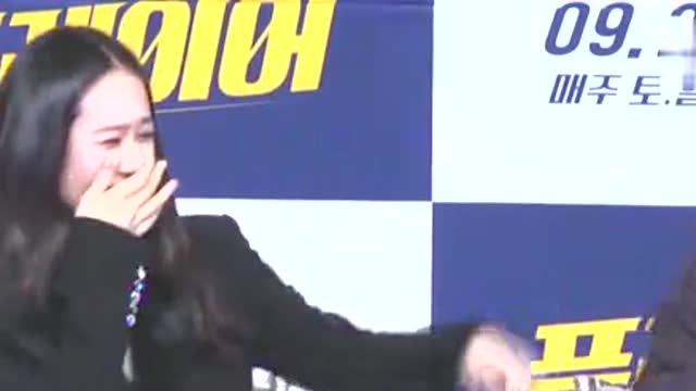 郑秀晶新剧扮演精英女军官 超狂打靶实力意外曝光
