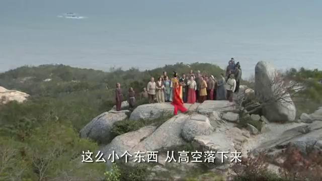 妈祖:神邸庙落户,大家都来恭喜,小妹得知要陪妈祖一起高兴坏了