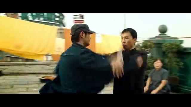 """前方高能!感受中国武术带来的视觉冲击""""这就是专业!"""""""