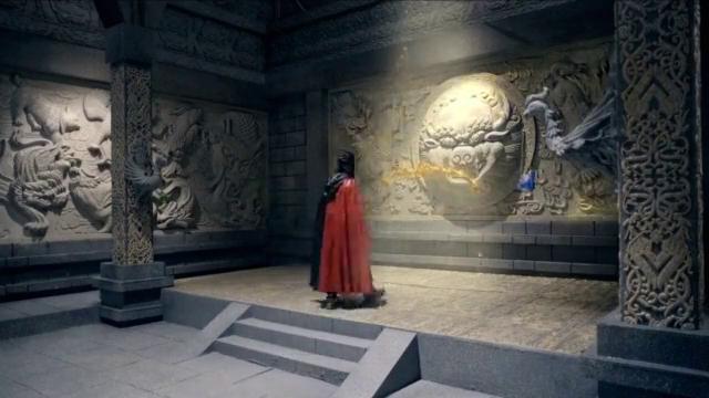 男子闯地宫拿神器,不料意外触发机关,石像复活