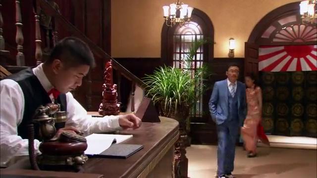 伏击∶酒会上,肖汉乾用假币打点了门口侍卫得以混入!
