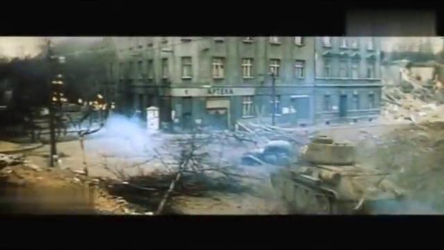 二战史诗级战争片,波兰军发动大规模猛攻,攻破前线歼灭德军