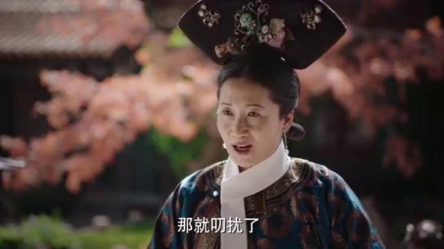 如懿传:宫女找大师要来佛珠,以求庇佑,却反招来了杀身之祸