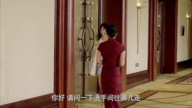 总裁参加好友订婚宴,不料小秘也这里,吓坏母亲和总裁!