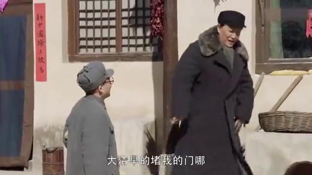 《换了人间》北平举行入城阅兵式,主席指示要昂首阔步穿过