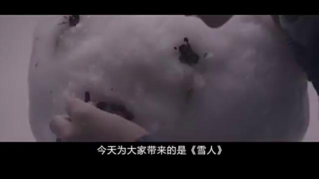 """一段离奇的连环失踪案层出不穷,案后的幕后主凶竟是""""雪人""""作怪"""