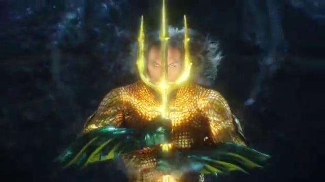 《海王》超燃特效混剪,混血海王制霸海底, DC宇宙新篇章!