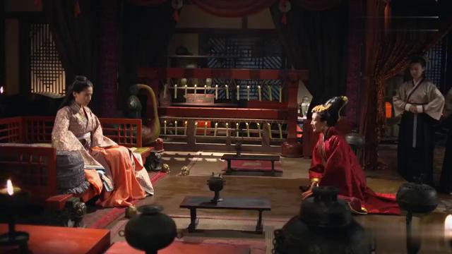 芈月传:魏夫人想通过嬴荡把芈姝压死死的,芈姝还不蠢能想到这点