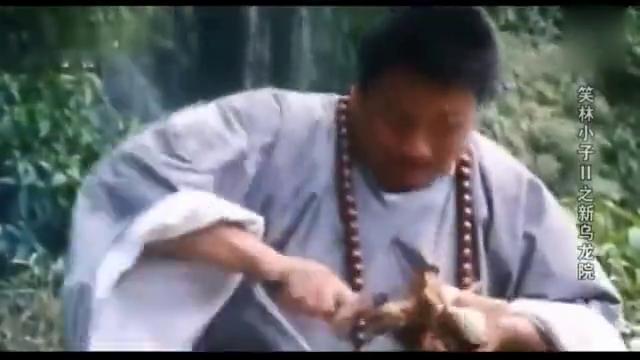 笑林小子郝邵文的钓螃蟹的技术果真一流,太好笑