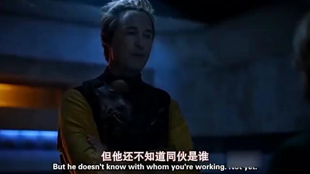 闪电侠女儿诺拉和逆闪电的关系差点被发现
