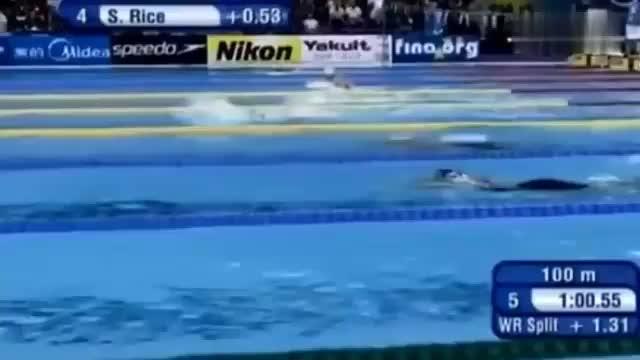 叶诗文最后五十米成功逆袭_并且创造世界纪录!