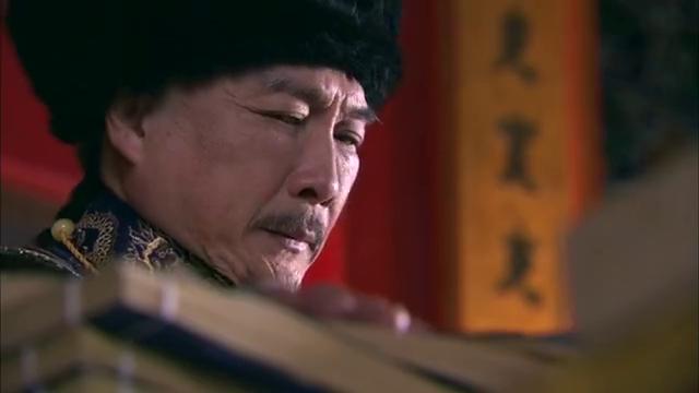 步步惊心:皇上看到账簿怒不可遏,却又无可奈何