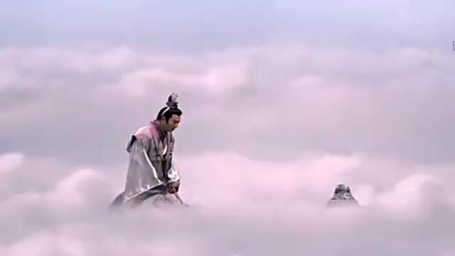 姜尚寻找元始天尊,归还五方旗和太极图,无意中得知雷震子消息!
