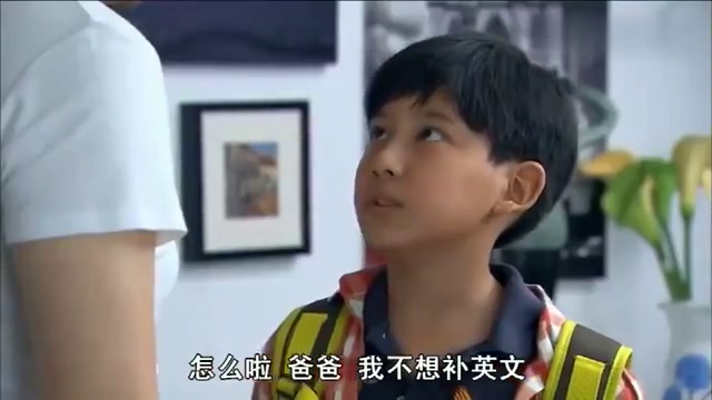 亲妈急于望子成龙,硬逼儿子出国留学,儿子跑去找父亲求助