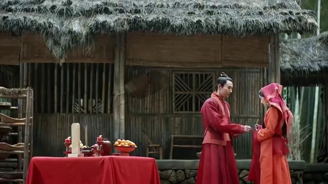 三生三世十里桃花:最单纯的婚礼,单纯的不能在单纯了