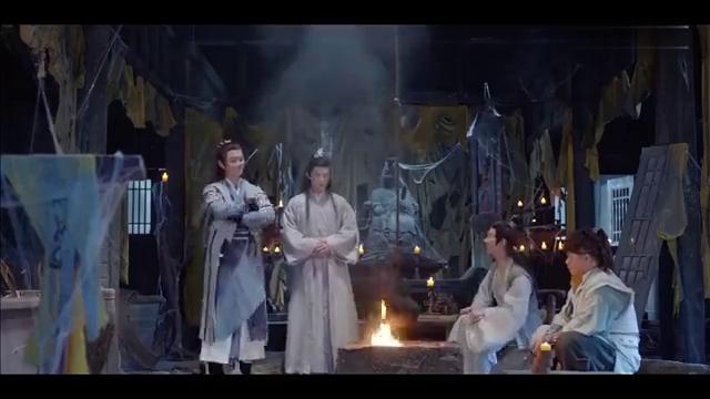 从前有座灵剑山:琉璃仙精神分裂?王陆求梁秋现身救命