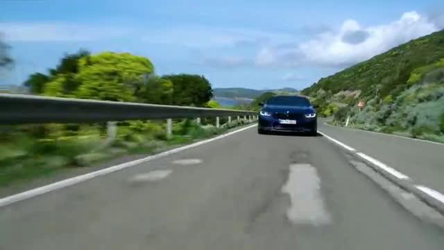 2020宝马 M8性能驱动展示,最好的SUV车