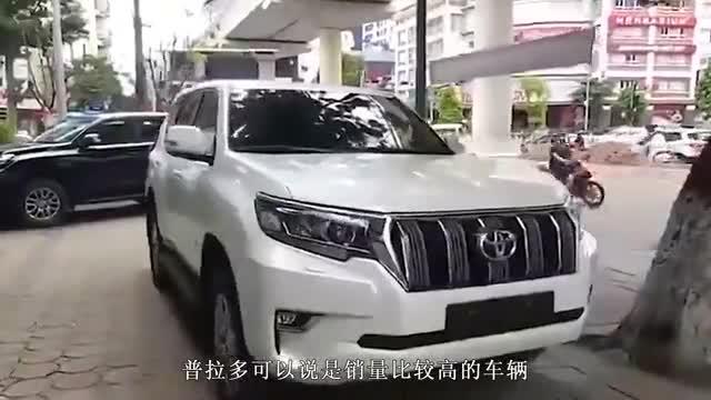 视频:这辆车终于出现了,从139万降到45万,重2.7吨,有它还买啥普拉多