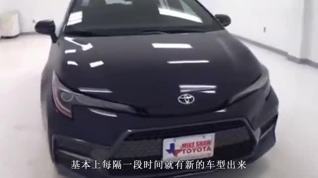 """视频:新丰田锐志在海外曝光,""""大后超""""却像""""小钢炮"""",动力强劲十足"""