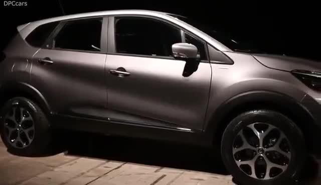 视频:轮毂轮胎,全新一代雷诺卡缤测试