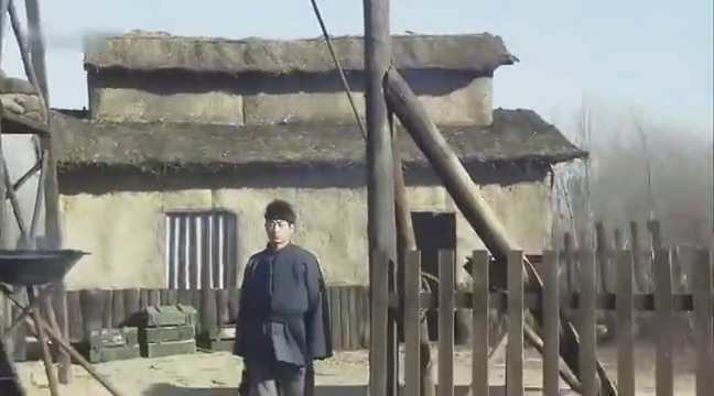 俘虏兵:八路单枪匹马闯土匪山寨,连过三道关卡,土匪都懵圈了!