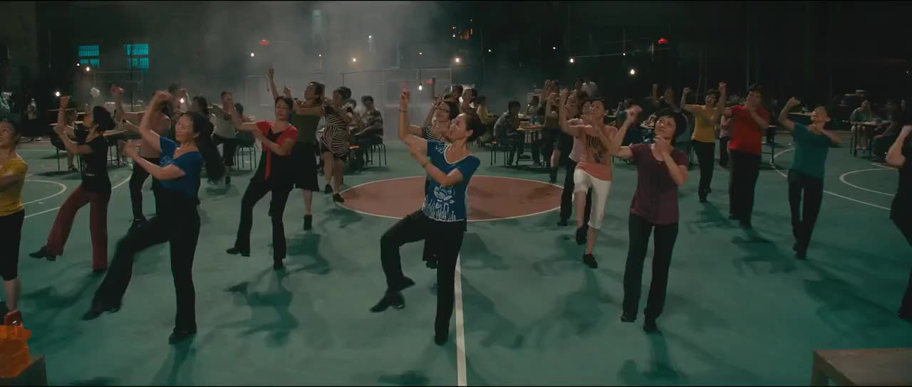 篮球场上黑人和杨洋起争执站出来的竟然是欧豪