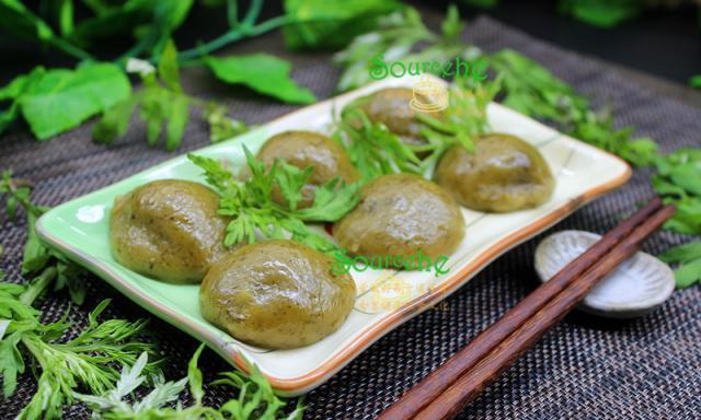 清明节,客家人必做的传统小吃,清香软糯,一口一个,太好吃了!