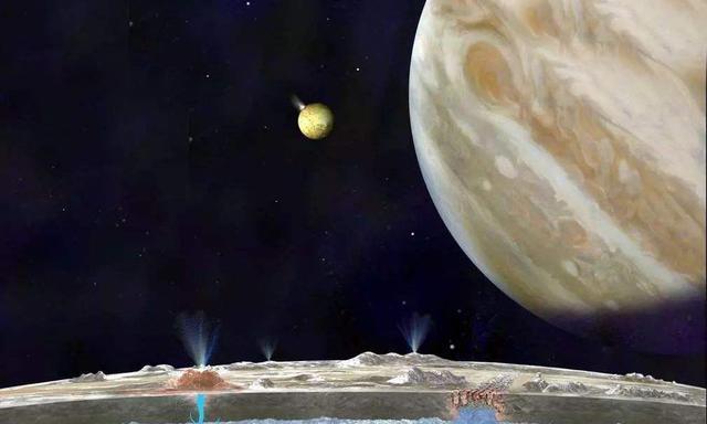 地球或不是唯一的生命星球,科学家:木卫二或存在章鱼般生物