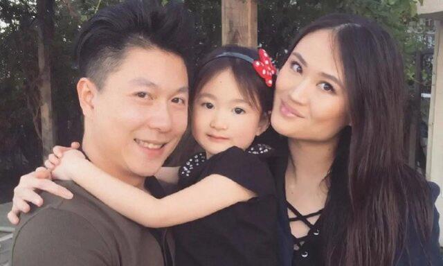 李小鹏8岁女儿奥莉长大,美丽神似混血儿!脸型像妈妈五官像爸爸