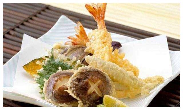 天妇罗,被成为四大日本料理之一,历史悠久的一道美食