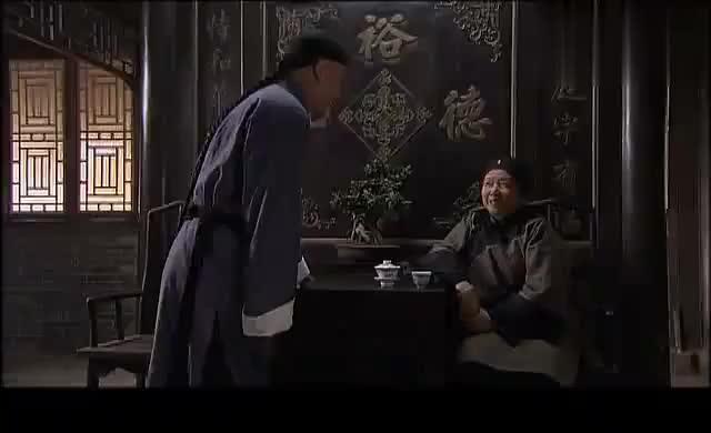 茶馆:大舅妈给王利发相亲,看王利发,如何跟相亲对象迂回