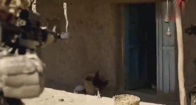 一部关于阿富汗的电影,战争太残酷,全家被杀,太壮观