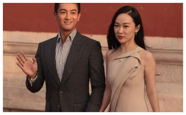 卢靖姗婚后造型变化大,帅气直逼韩庚,婚后二人撒狗粮甜到齁