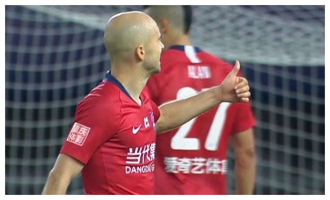 2-1!榜尾大战:重庆当代是击败了天津泰达终结连败