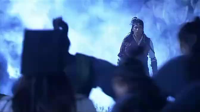 吴刚在天狼星中受到魔火锤炼坠入魔道功力大增