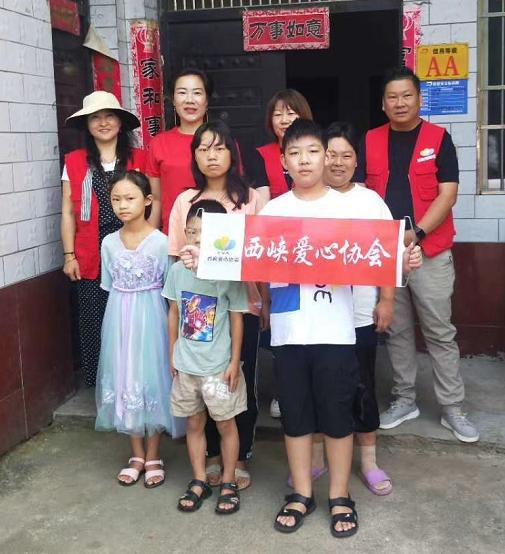 """西峡县军马河镇:""""爱帮学生""""是贫困学生学习的梦想"""