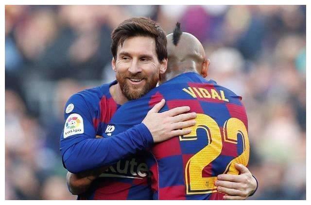 巴萨争冠突迎大利好:梅西成大赢家,有望逆袭发明新前史