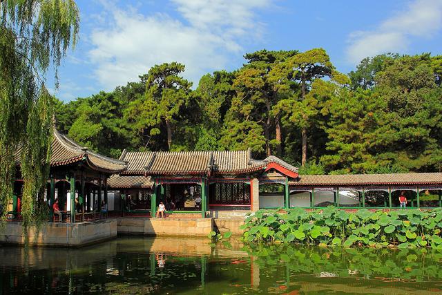 """北京被人们忽视的景点,仿照江苏寄畅园打造,有""""园中之园""""之称"""