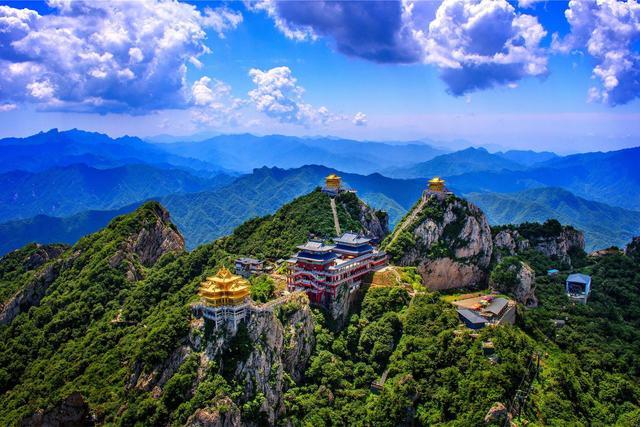河南有一避暑胜地,风景秀丽堪比五岳,距洛阳近却少有人知