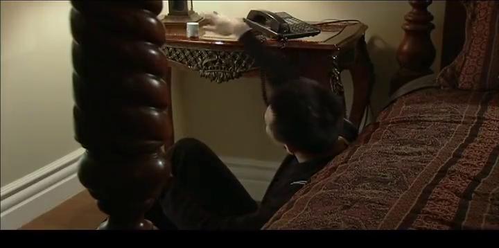 人间情缘:黎小军害怕养他的美国富婆患重症,疯狂去了解她的病情