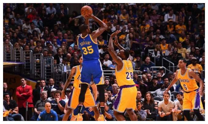 NBA现役各项技能之王!哈登1分和4分没有对手,杜兰特干拔最无解