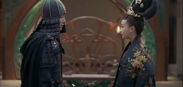 《凤囚凰》:冯太后要求哥哥交出私兵,皇上好手段!
