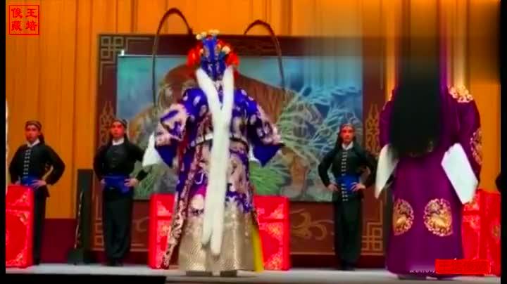 李长春弟子、大连京剧院美女裘派花脸演员任思媛《连环套》选段