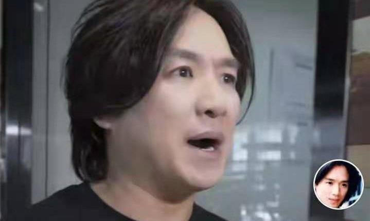 52岁朱永棠晒近照,却被误认成叶世荣,年轻时像黄家驹