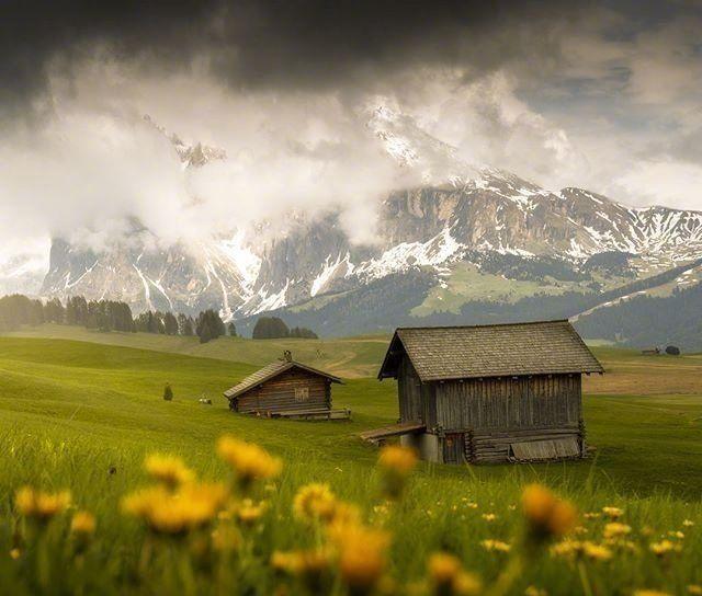旅游推荐|意大利多洛米蒂山脉,少有人知的阿尔卑斯人间仙境