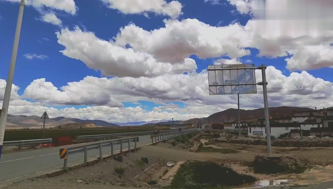 西藏自驾游怎么解决用水问题看看这里的一级饮用水,真的很干净