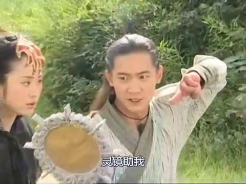 尹仲入魔剑秋为了阻止他继续杀戮用自己的生命唤醒他
