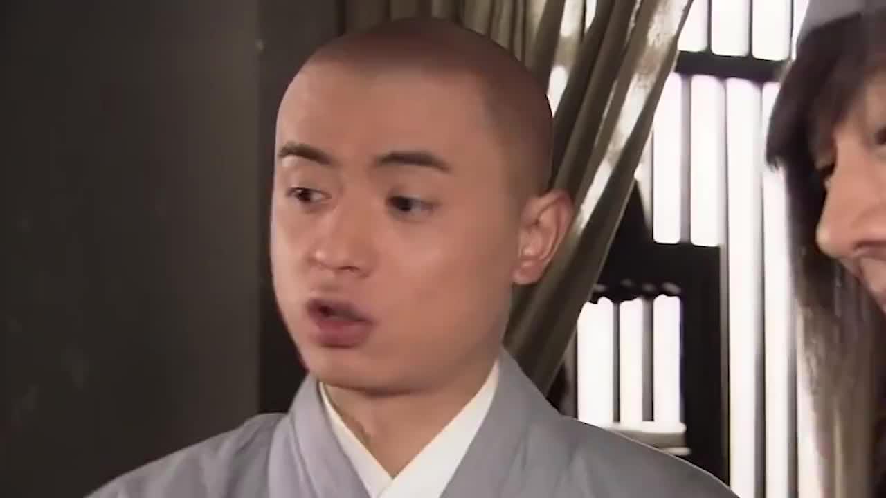 活佛济公文正要进京赶考道济送他银两做盘缠活佛圣僧呀