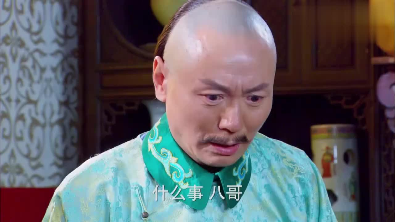 钱塘传奇:八王爷遭此大难,出言要杀了皇帝,不知隔墙有耳