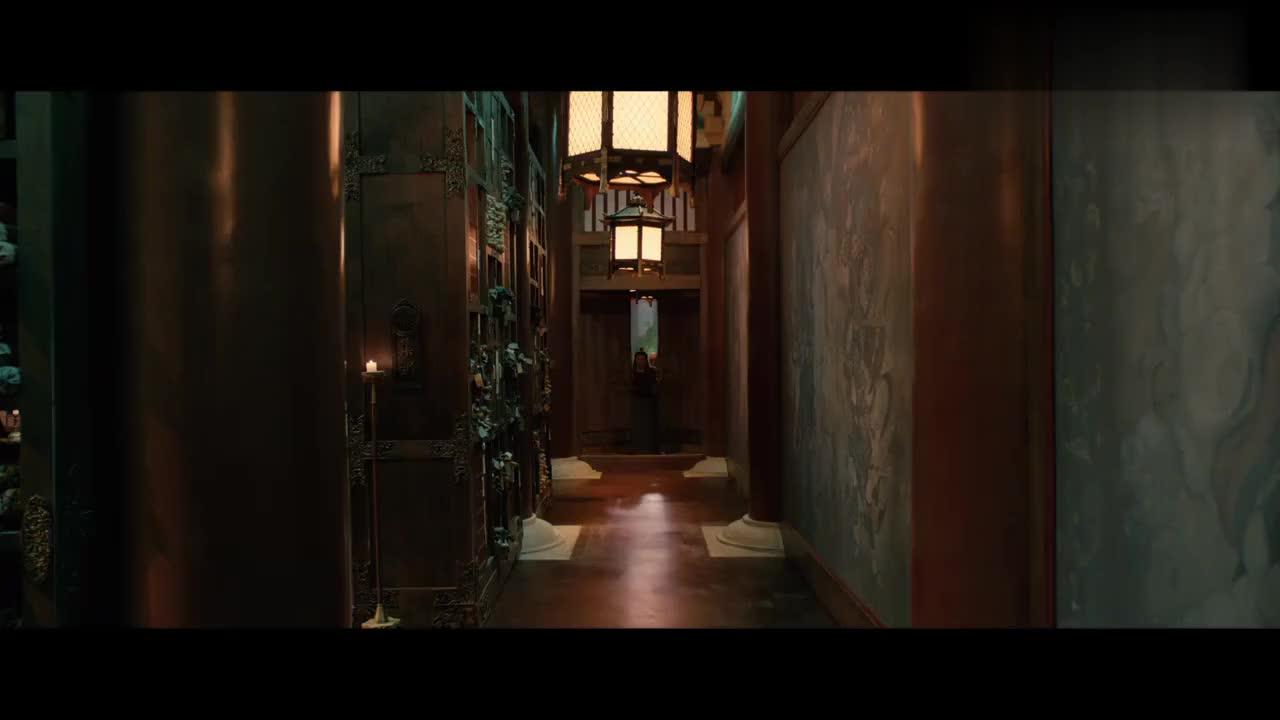 妖猫传:黄轩带和尚到天子藏书阁,直言道:说是我的也行!